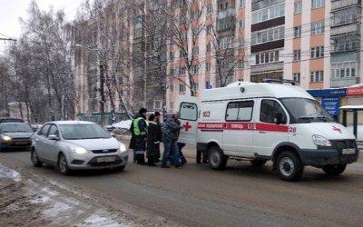 В Саранске после ДТП автомобиль насмерть сбил пешехода