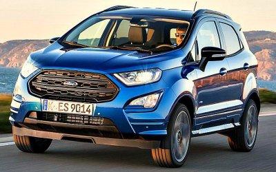 ВРоссии подорожал Ford EcoSport