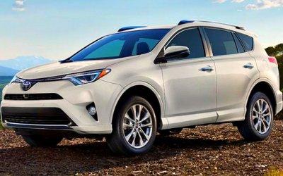 Российское производство Toyota RAV4 нового поколения стартует уже в этом году