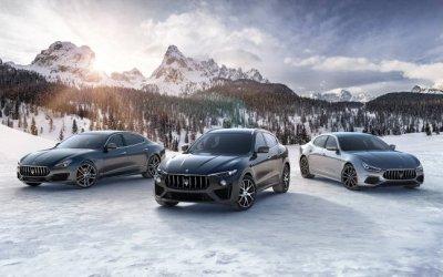 Роскошное предложение на 5 Maserati в Авилон!