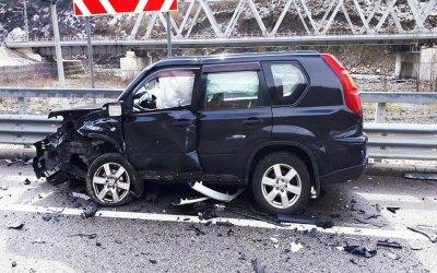 Пять человек пострадали в ДТП в Сочи