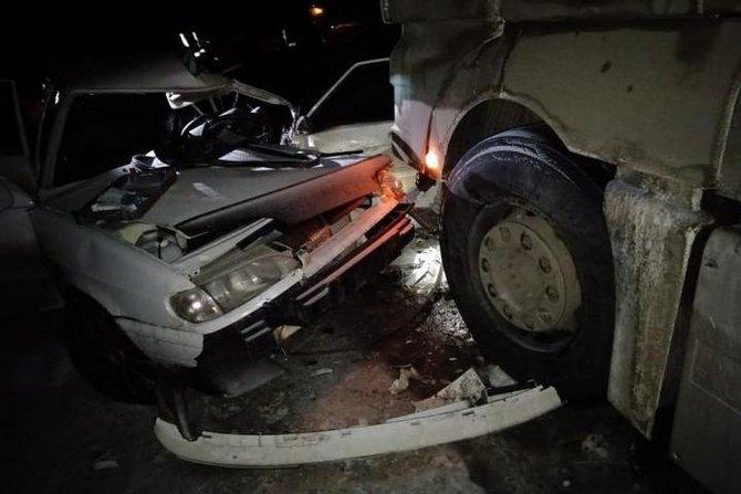 Молодой водитель ВАЗа погиб в ДТП в Башкирии (1)