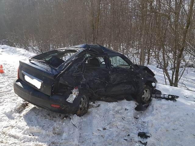 В ДТП в Рамешковском районе Тверской области погиб человек (4)