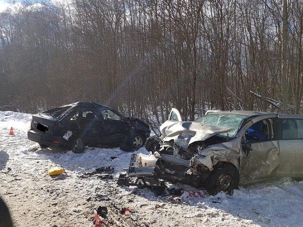 В ДТП в Рамешковском районе Тверской области погиб человек (1)