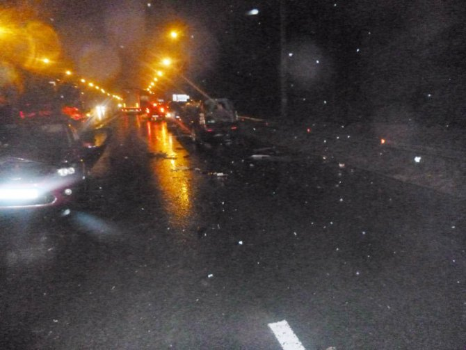 Пассажир иномарки погиб в ДТП в Рязани (2)