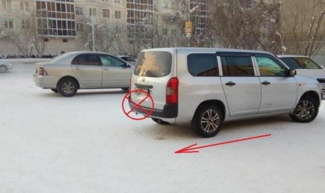В Якутске иномарка сбила двух женщин