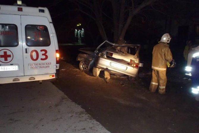 Два человека погибли в ДТП под Анапой (2)