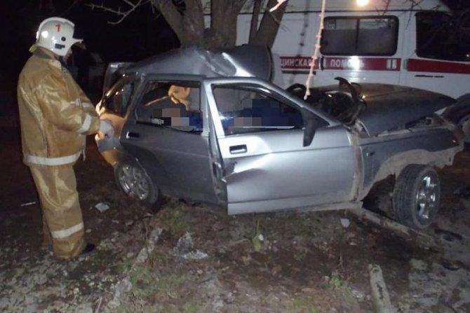 Два человека погибли в ДТП под Анапой (1)