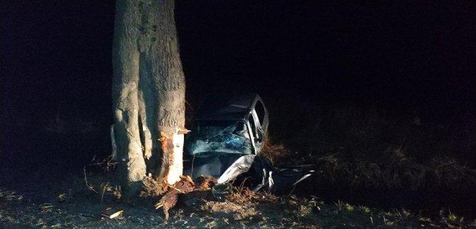 Девушка погибла в ДТП под Калининградом