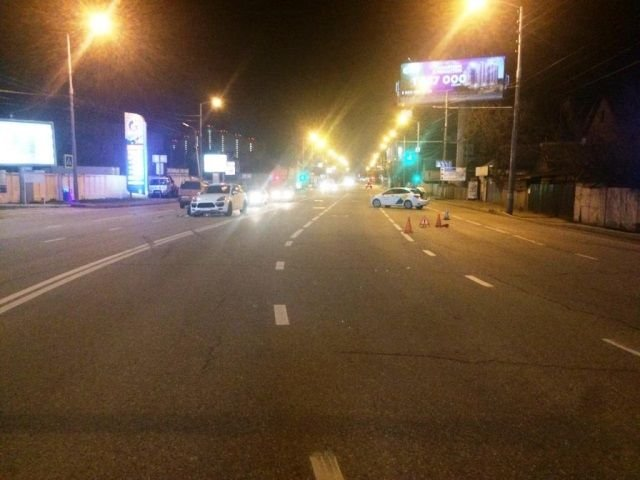 По вине пьяного водителя в Краснодаре в ДТП пострадали четыре человека