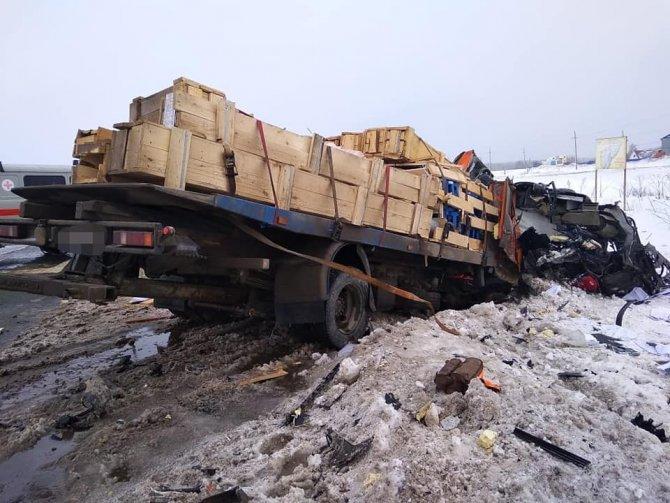 В Башкирии произошло смертельное ДТП (1)