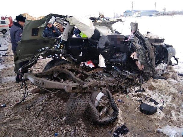 В Башкирии произошло смертельное ДТП (3)