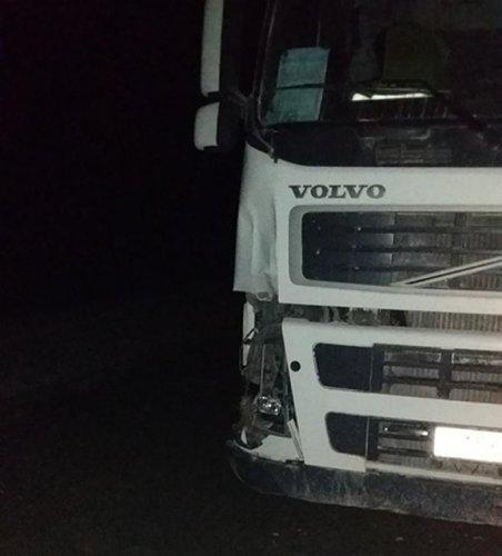 В Самарской области фура насмерть сбила молодую женщину