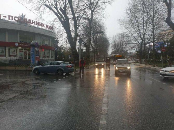 6-летний ребенок пострадал в ДТП в Сочи