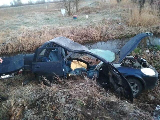Водитель без прав погиб в ДТП в Мостовском районе