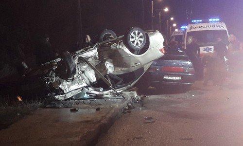 В ДТП под Симферополем погиб человек