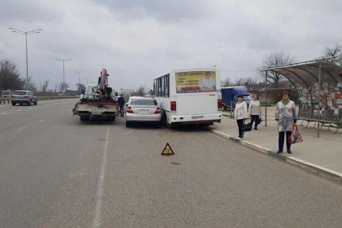 В Краснодаре в ДТП пострадала 8-летняя девочка