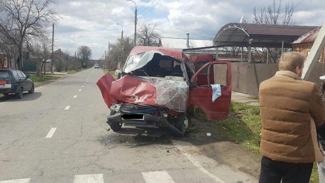 В Майкопе в ДТП пострадали пять человек (1)