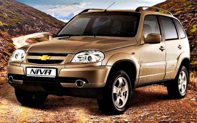 Вырос экспорт Chevrolet Niva