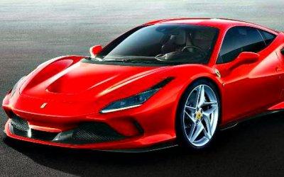 Ferrari покажет вЖеневе новый суперкар