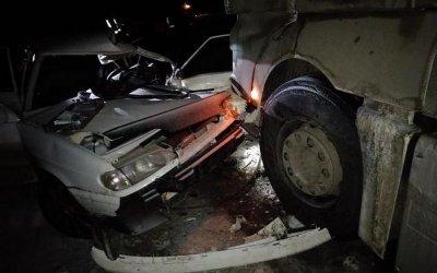 Молодой водитель ВАЗа погиб в ДТП в Башкирии
