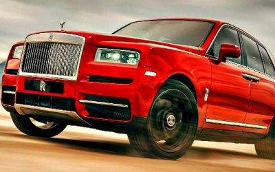 Rolls-Royce несправляется соспросом наCullinan
