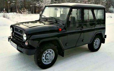 Начались продажи обновлённого UAZ Hunter
