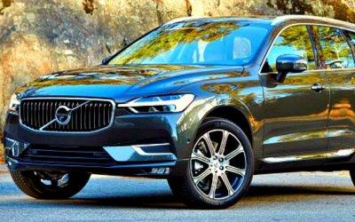 Самые популярные вРоссии Volvo
