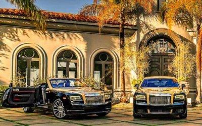 Rolls-Royce погиббы без BMW