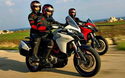 Объявлены российские цены наDucati Multistrada 950