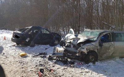 В ДТП в Рамешковском районе Тверской области погиб человек