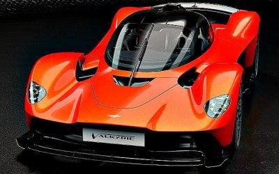 Aston Martin Valkyrie будет гибридным