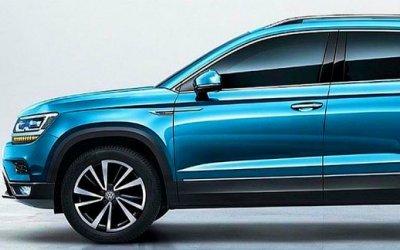 «ГАЗ» будет собирать бюджетный кроссовер Volkswagen Tarek