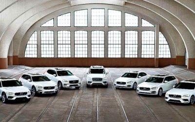 Volvo ограничит максимальную скорость своих автомобилей