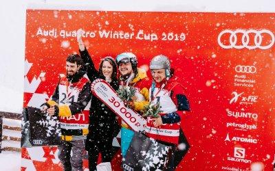 В финал зимнего турнира Audi quattro Winter Cup 2019 в Сочи вышли клиенты АЦ Волгоградский