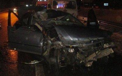 Три человека пострадали в ДТП с фурой в Тульской области