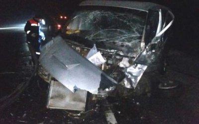Молодой человек погиб в ДТП под Переславлем