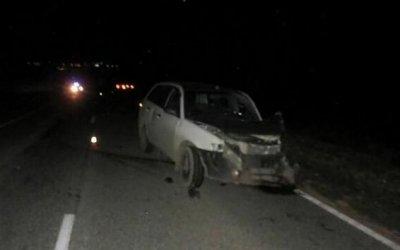 В ДТП подНовороссийском пострадали два человека
