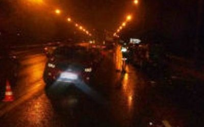Пассажир иномарки погиб в ДТП в Рязани