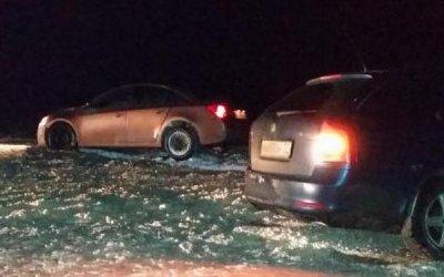 Два человека пострадали в ДТП в Ряжском районе Рязанской области