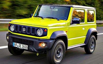 Новый Suzuki Jimny приедет вРоссию ближе косени
