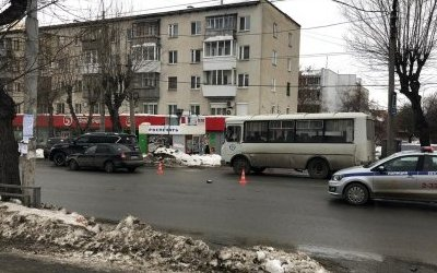 В Екатеринбурге сбили девочку