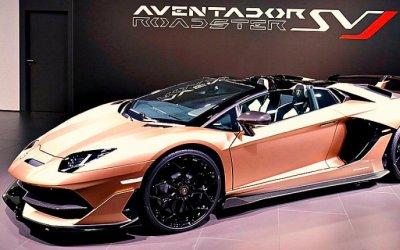 Женева-2019: дон семьи Lamborghini