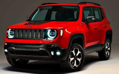 Две модели Jeep станут гибридными