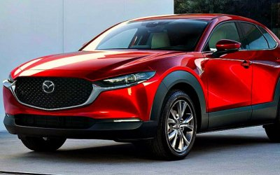 Женева-2019: Mazda представила новый кроссовер