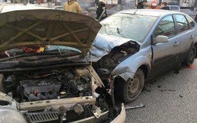 Четыре человека пострадали в ДТП в Новокузнецке