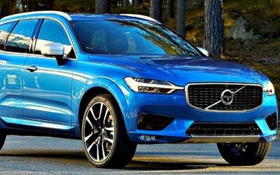 Volvo: рекордный рост продаж вРоссии
