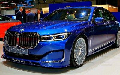 Женева-2019: показана самая мощная «семёрка» BMW