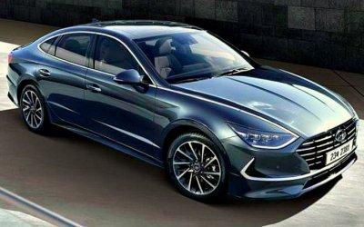 Седан Hyundai Sonata превратился вкупе