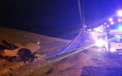 Молодой человек погиб в ДТП в Тульской области